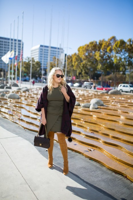 Styling a Bodycon Dress in Your 30's