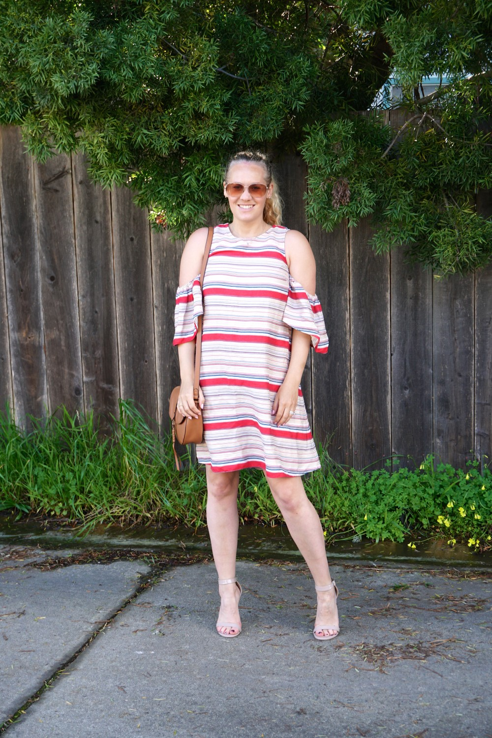 Tanya Taylor-Cold Shoulder Dress-Outfit Inspiration-Spring Style-Have Need Want 8