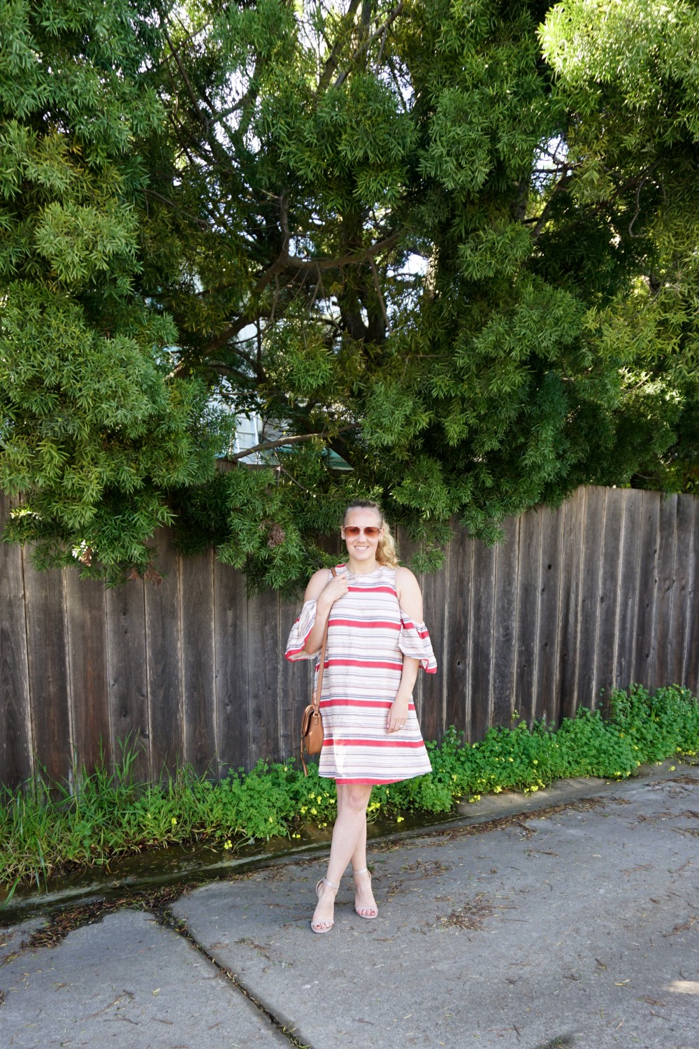 Tanya Taylor-Cold Shoulder Dress-Outfit Inspiration-Spring Style-Have Need Want 9