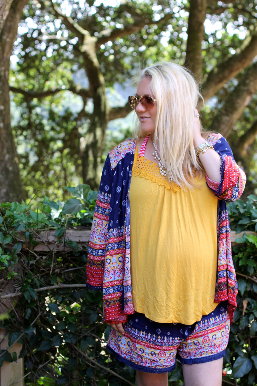 Target Style-Summer Trends-Maternity Style-Summer Style-Americana 3