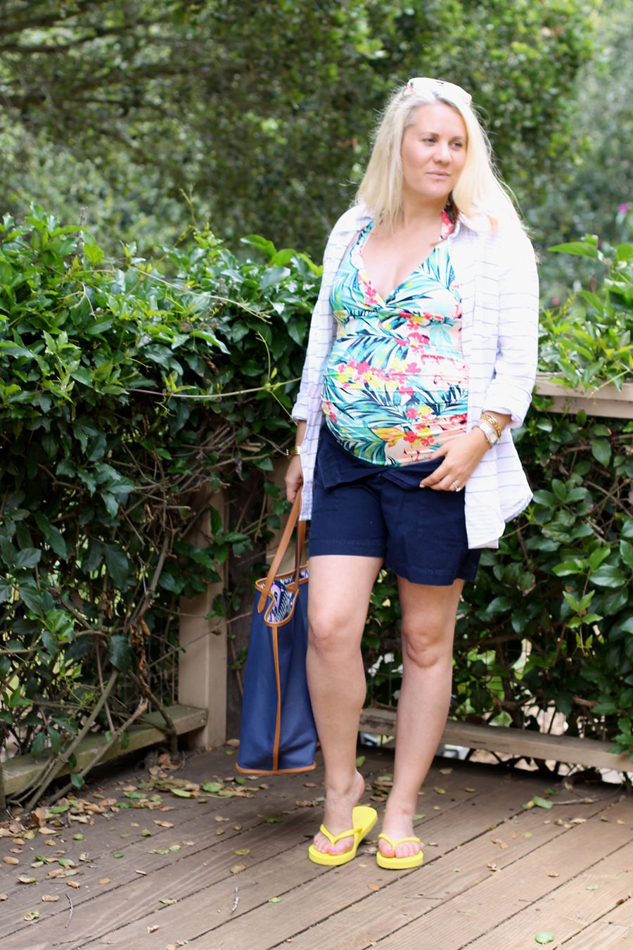 Target Style-Summer Trends-Maternity Style-Summer Style-Tropical Trend 11