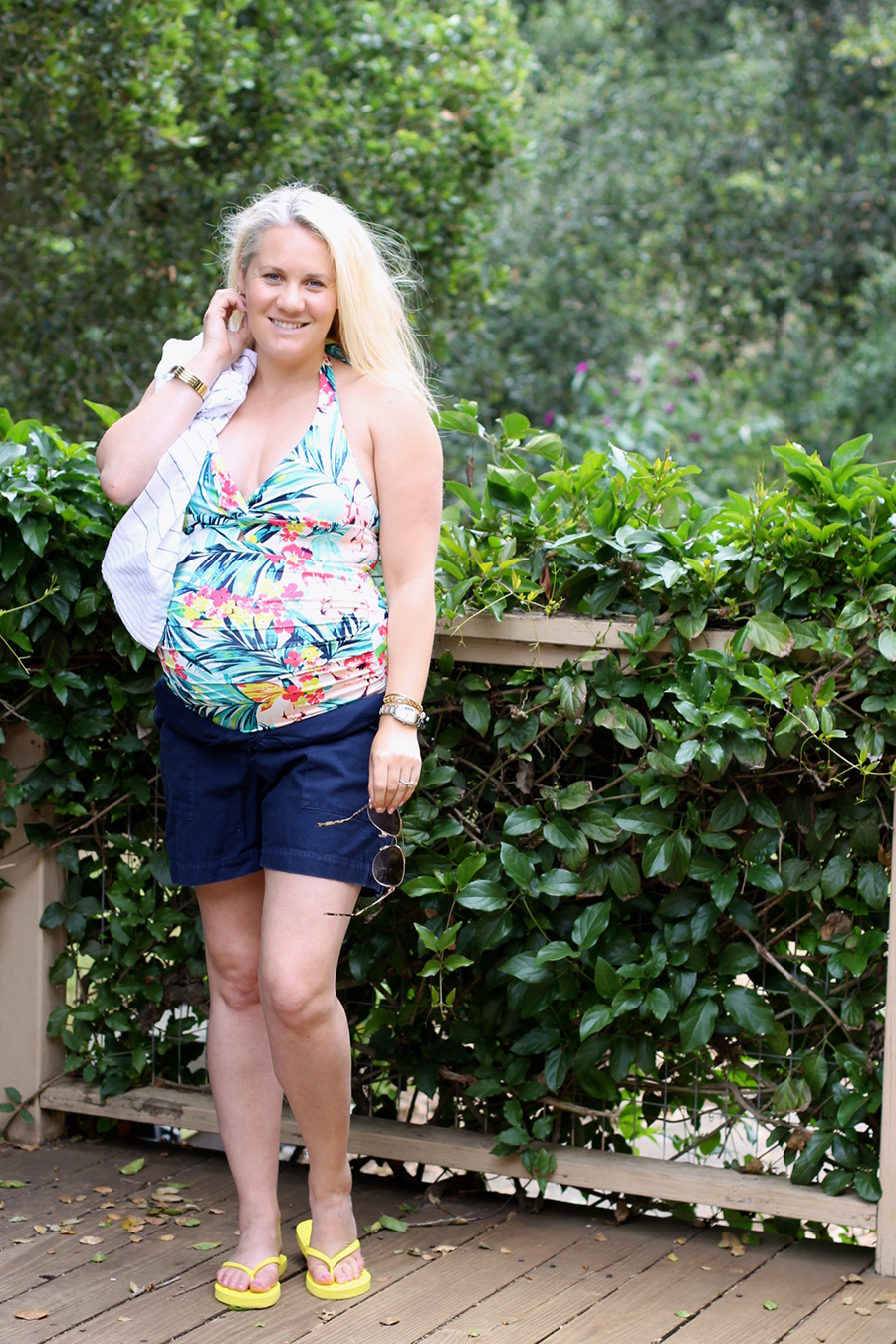 Target Style-Summer Trends-Maternity Style-Summer Style-Tropical Trend 12