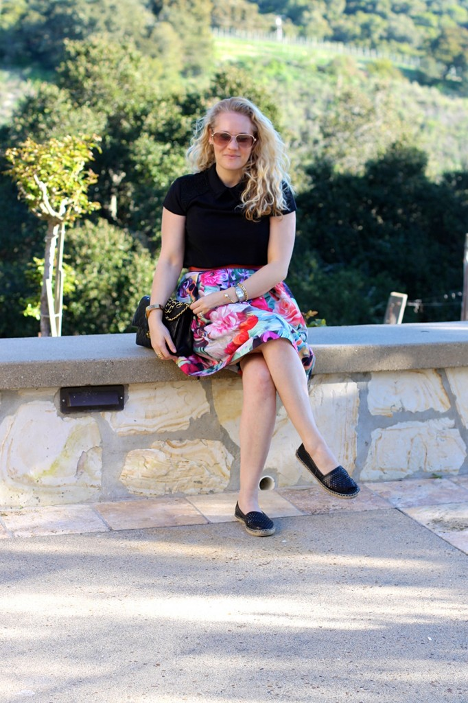 Ted Baker-Spring Style-Chanel Handbag-What to Wear Wine Tasting-Have Need Want-wine Tasting Carmel Valley 8