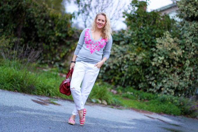 Trina Turk Sweater-Valentines Day Outfit Inspiration-Casual Style-Fashion Blogger-Bay Area Blogger-Valentines Day Outfit 7