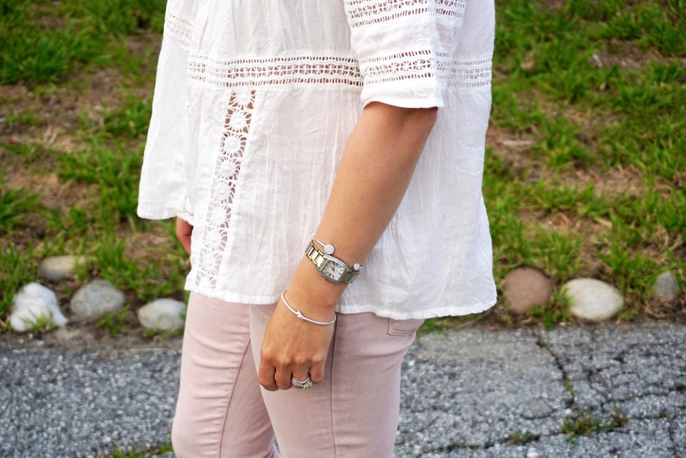 Two Ways to Wear Pale Pink Pants-Target Style-Mossimo Pants-Oufit Inspiration-Spring Style-Have Need Want 6