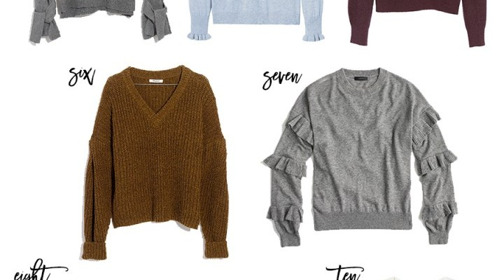 Warm and Cozy Under $100 Pullover Sweaters