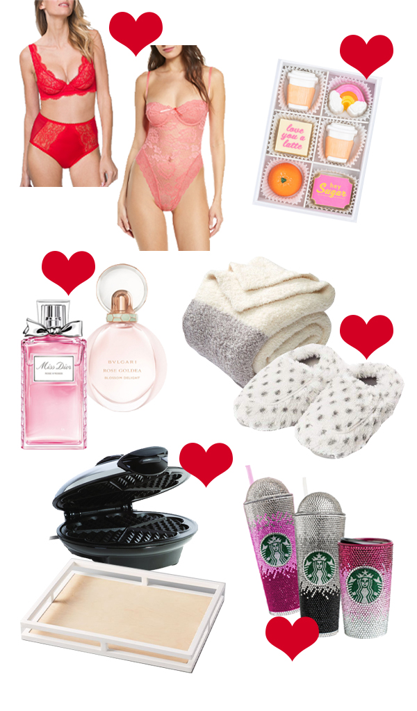 Valentine's Day gift ideas for him and her on Have Need Want! Sharing some last minute gift ideas as well as ideas on how to still make the day special if you order something now that won't arrive on time. #lastminutegifts #valentinesday #valentinesdaygifts #giftideas