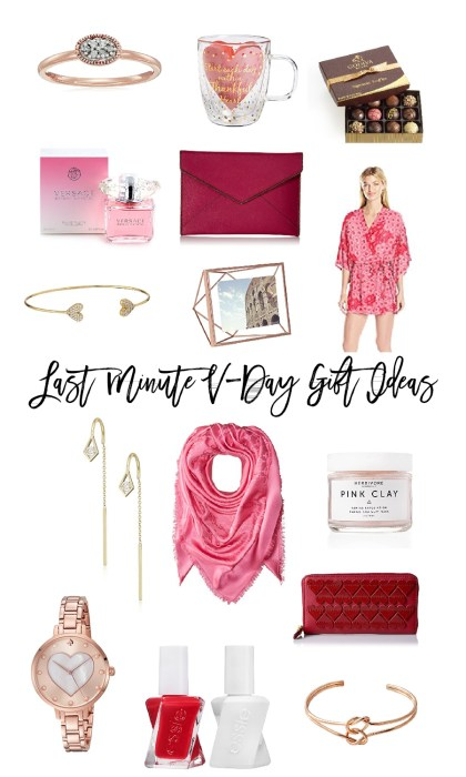 Valentine's Day Gift Guide for the Procrastinator