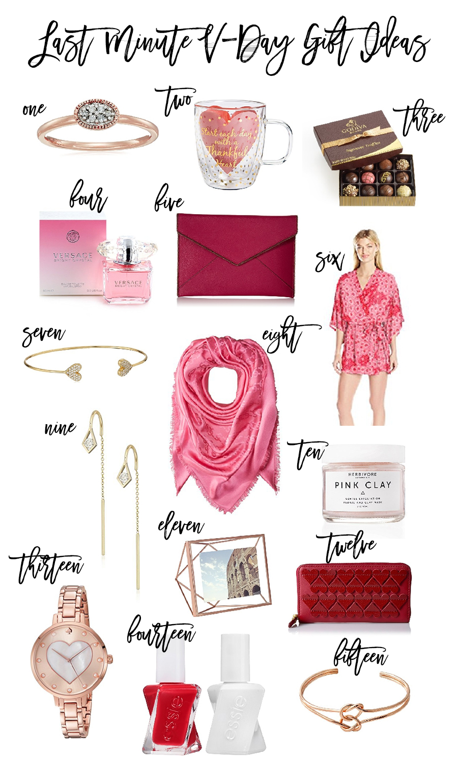 Valentines Day Gifts for the Procrastinator-Last Minute VDay Gifts-Gifts For Her-Gift Guide-Have Need Want
