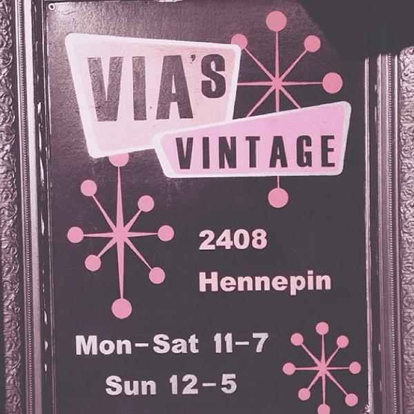 Via's Vintage