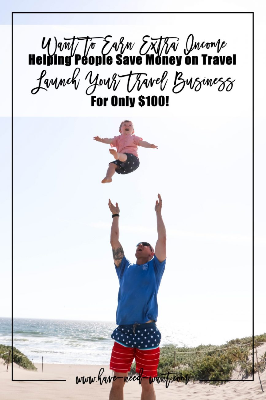 Looking for ways to earn extra income? Why not launch a travel affiliate business for only $100 and earn money when you help others save money on booking travel! #affiliatemarketing #affiliateincome #travelbusiness #jifutravel #sidehustle #workremotely #remotebusiness #digitalnomad