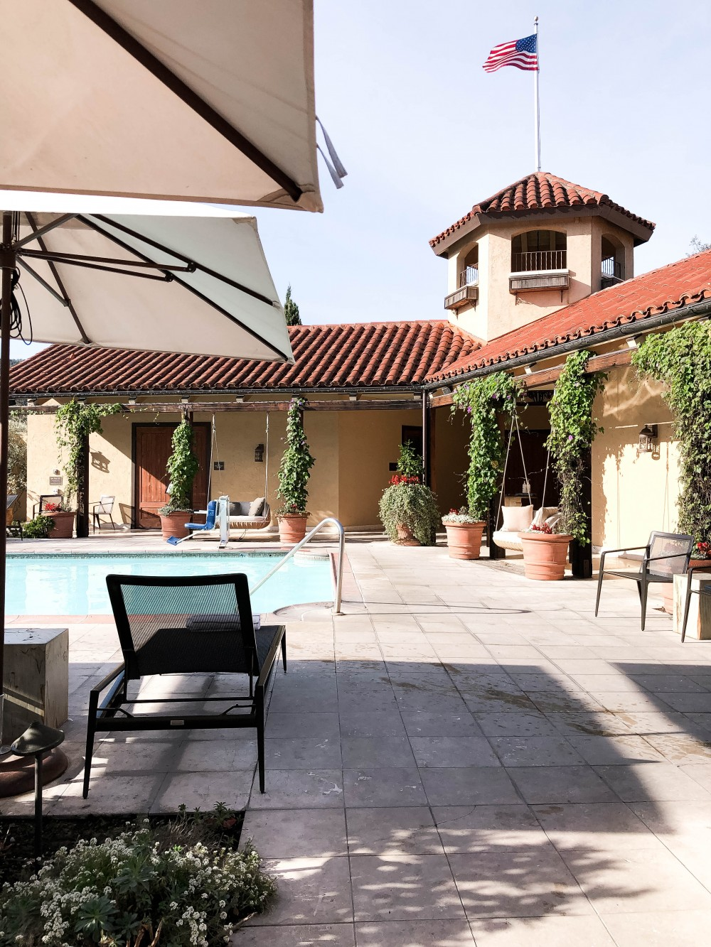Napa Valley Lodge in Yountville, CA | Have Need Want