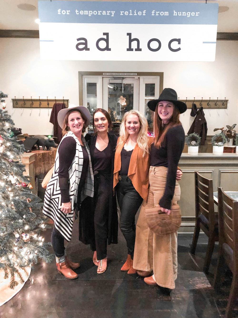 Wine Tasting and Foodie Trip Dining at Ad Hoc in Yountville. Click on the photo to read the post! | Have Need Want #winecountry #yountville #foodietrip #winetasting #MichelinStarDining  #MichelinStarRestaurant #AdHoc #ThomasKeller