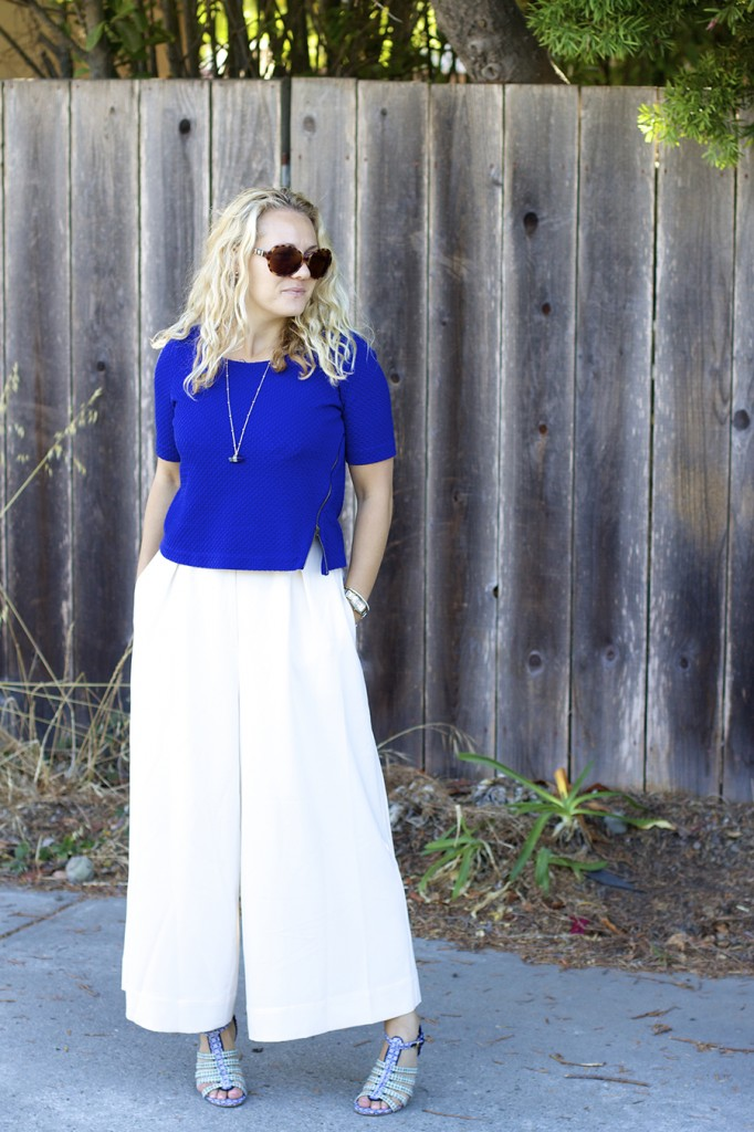 Zimmermann Jumpsuit-One Jumpsuit Styled Three Ways-Have Need Want-Bay Area Fashion Blogger-Outfit Inspiration-Anthropologie 3