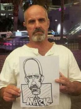 Caricatures in Las Vegas, NV