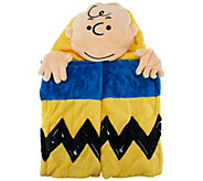 Charlie Brown Hooded towel