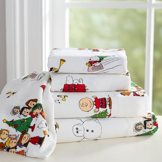 I Adore The Peanuts Line At Pottery Barn Teen Have A