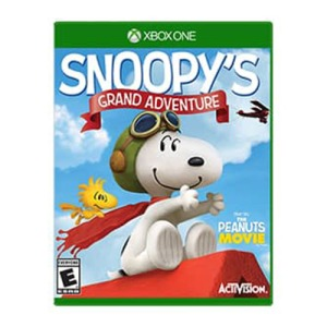 snoopy xbox