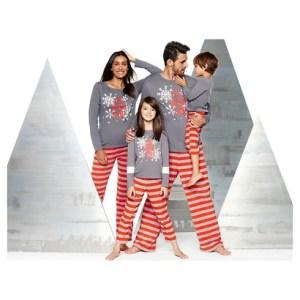 Target Striped Jammies