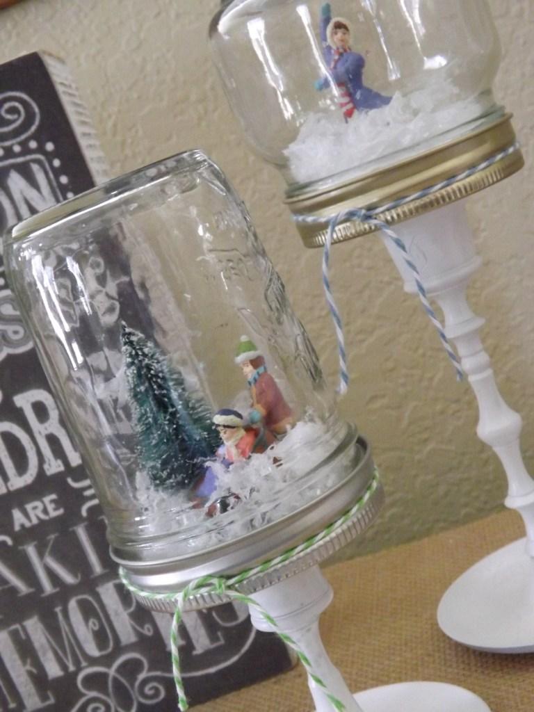 snow jars