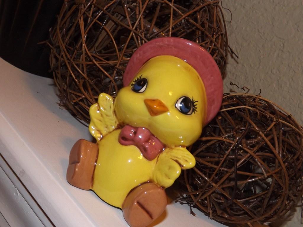 Ceramic Chick