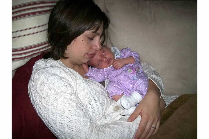 Olivia & Mom