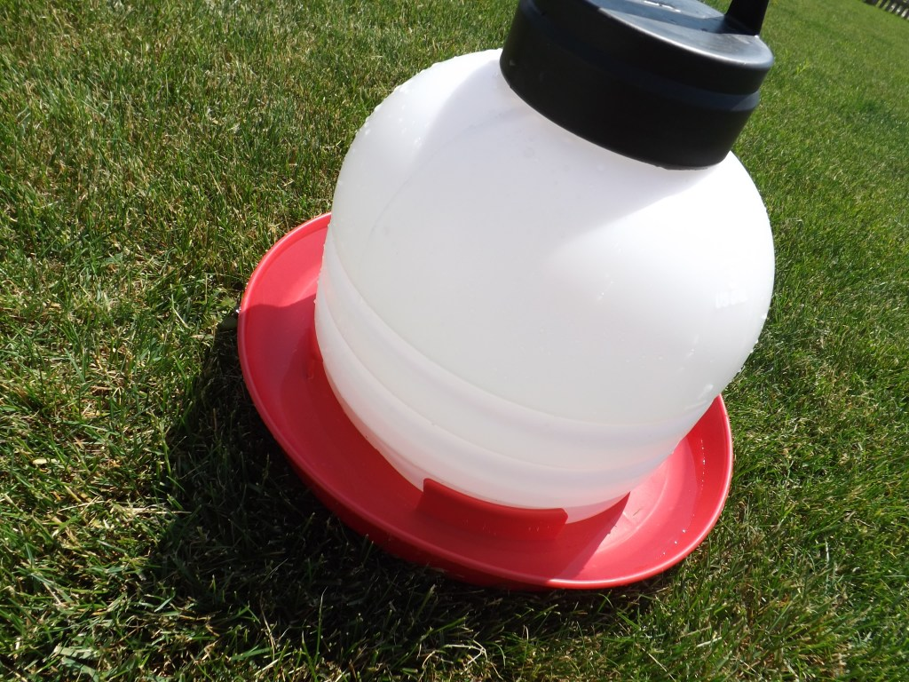 Larger Waterer