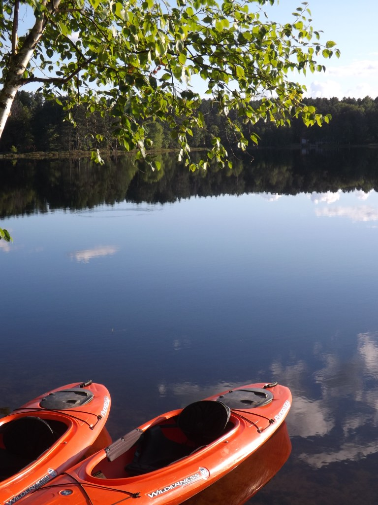Cabin Kayaks