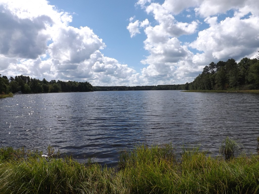Quiet Lake in the Northwoods