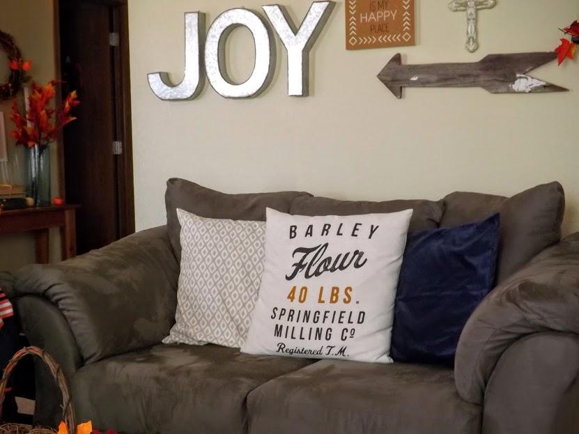 Barley Flour Pillow Cover