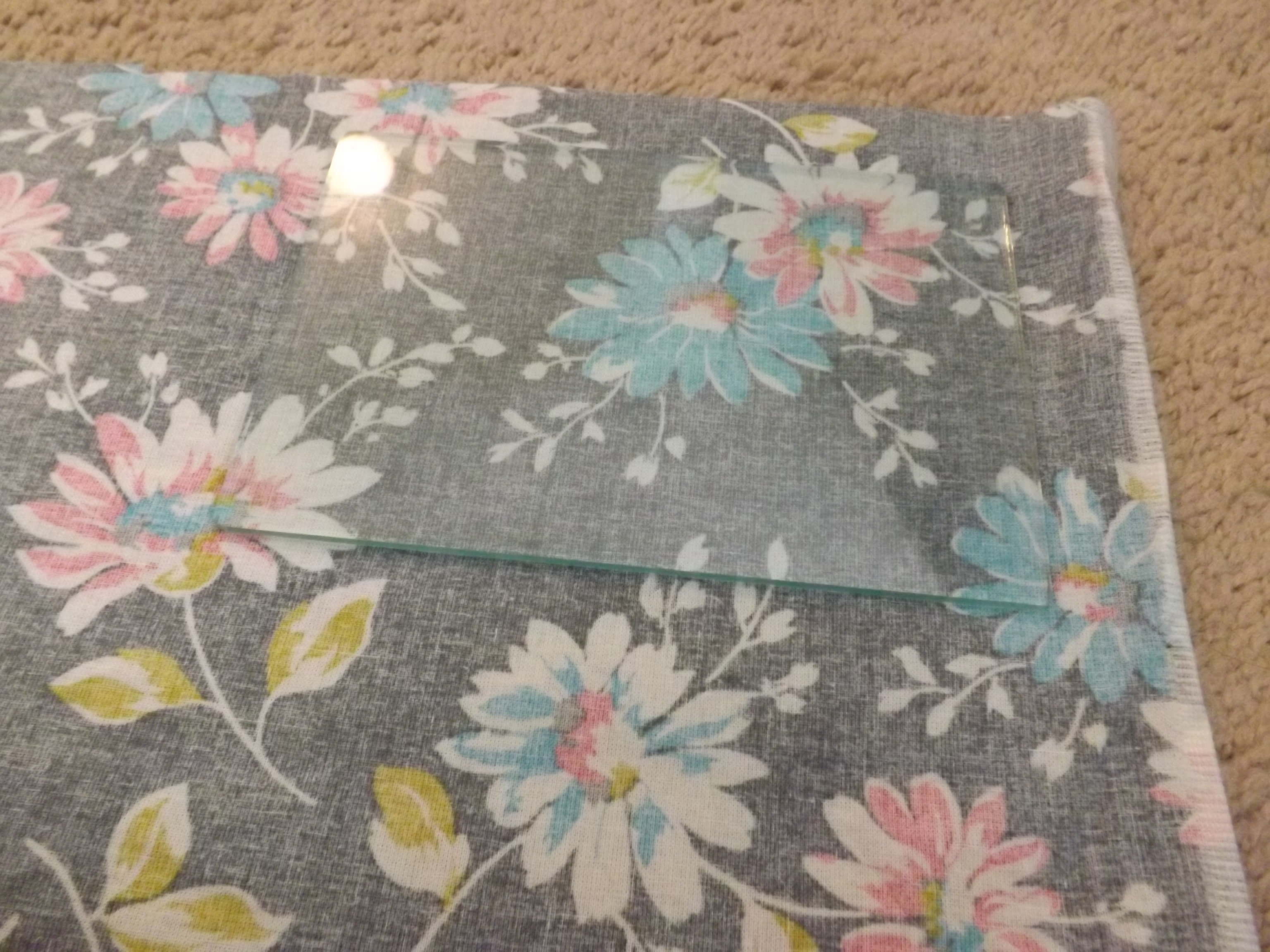 fabric for photo holders