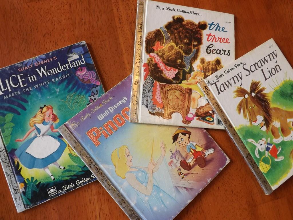 little-golden-books