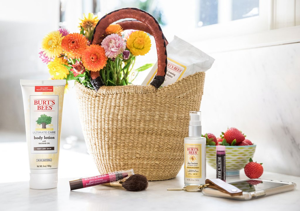 Summer Skincare with Burt's Bees