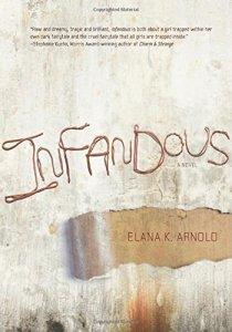 Infandous (Carolrhoda Books, 2015)