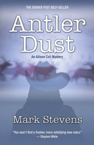 Antler Dusk (Midnight Ink, 2014). Fiction. Mystery/Detective. Allison Coil Series #1.
