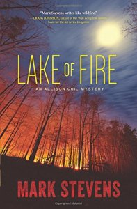 Lake of Fire (Midnight Ink, 2015). Fiction. Mystery/Detective. Allison Coil Series #4