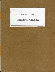Letters to Petrarch (Unicorn Press, 2015). Poetry.