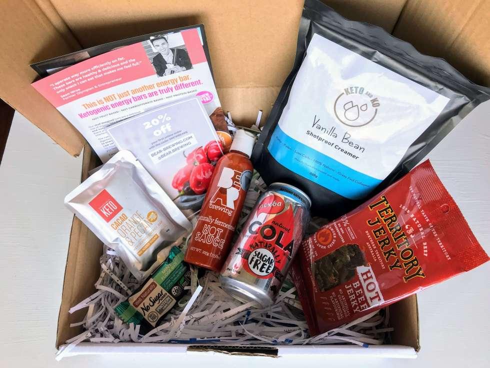 The Stork Food Co - November Box