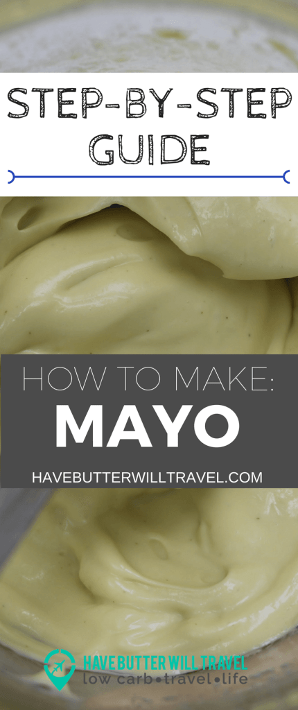 Learn how to make your own mayonnaise. What a great cooking skill to have. How to make mayonnaise is part of the Have Butter will Travel 'How to' series.