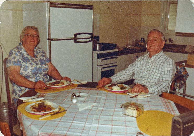 Louise's Grandparents