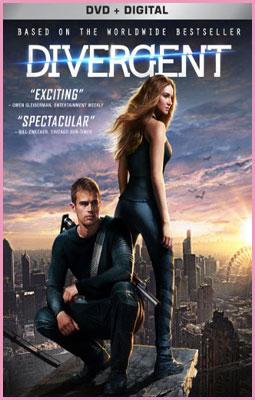 Divergent-DVD