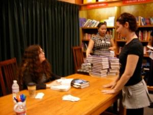 Melissa Marr Ink Exchange @ Vroman's Bookstore 2008