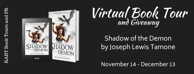 Shadow of the Demon by Joseph Lewis Tamone