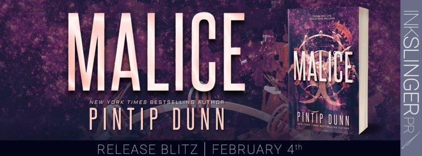 Malice by Pintip Dunn