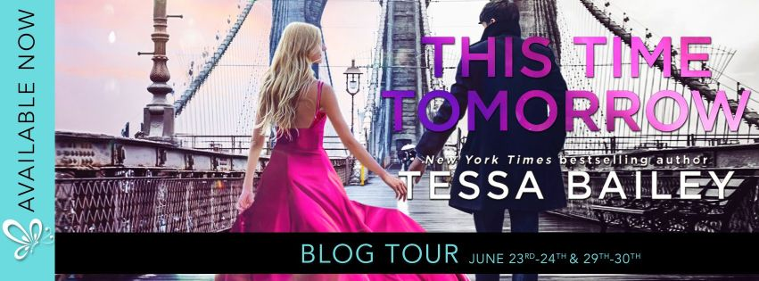 This Time Tomorrow by Tessa Bailey