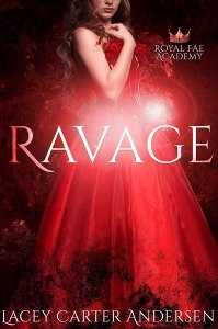 Ravage by Lacey Carter Anderson