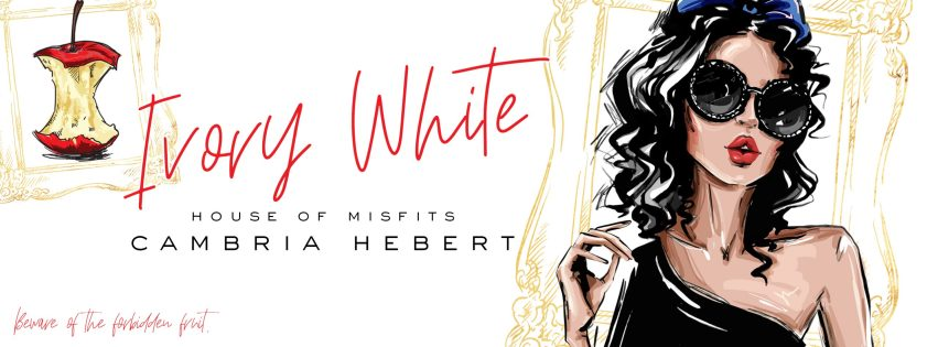 Ivory White by Cambria Hebert