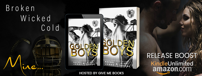 The Golden Boys by Rachel Jonas & Nikki Thorne