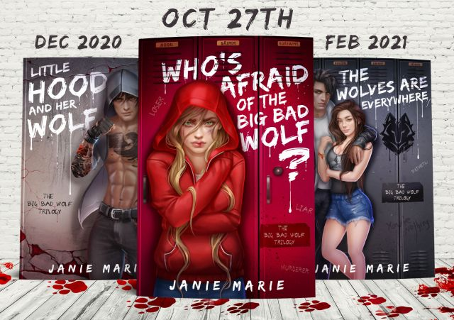 The Big Bad Wolf Trilogy by Janie Marie