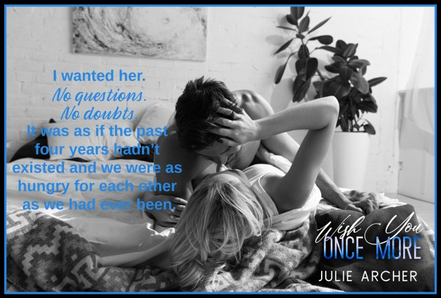 Wish You Once More by Julie Archer
